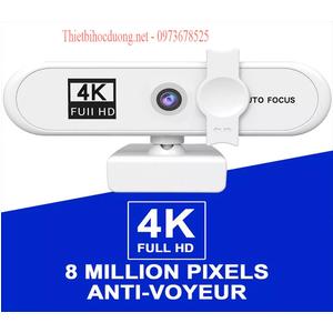 Webcam4K dành cho giảng viên dạy học online