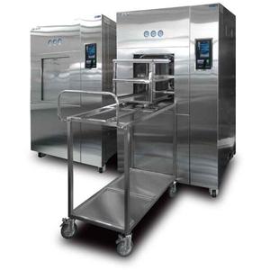 Nồi hấp tiệt trùng 2 cửa model: LAC-7207DSP (class B) hãng labtech - hàn quốc