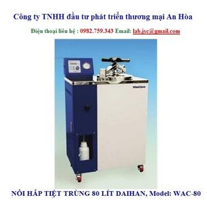 Nồi hấp tiệt trùng Daihan WAC-80