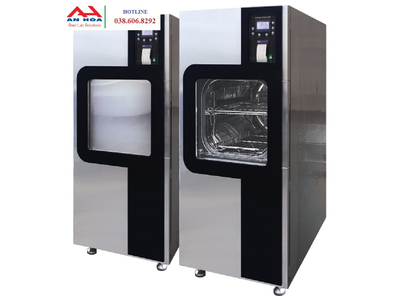NỒI HẤP TIỆT TRÙNG CÓ SẤY CHÂN KHÔNG 280 lit Model : LAC-6305SP