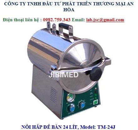 Nồi hấp để bàn 24 lít TM-T24J