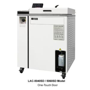 Nồi hấp ướt tiệt trùng 60 Lít Hãng Labtech Model : LAC-5060SD