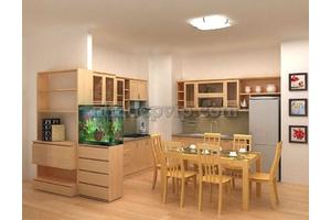 Nội Thất Phòng Bếp PB01
