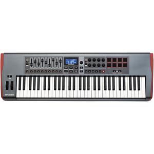 Novation Impulse 61 - USB-MIDI Keyboard