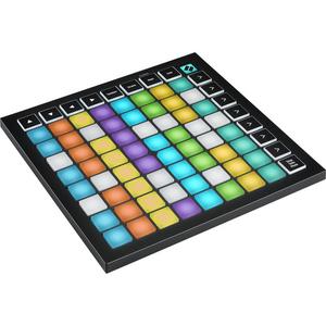 Novation Launchpad Mini MK3 64-Pad MIDI Grid Controller for Ableton Live