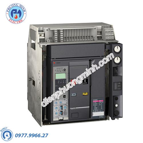 Compact NS Drawout type, Micrologic 2.0, Manual operated, 4P 1000A 70kA 415VAC - Model NS100H4DM2
