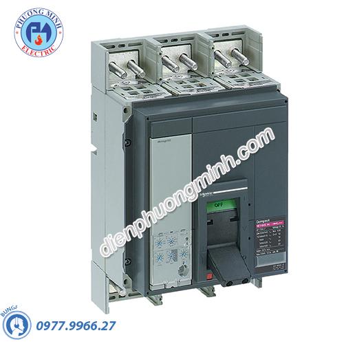 MCCB Compact NS fixed type manually operated 3P 1000A 70kA 415V - Model NS100H3M2