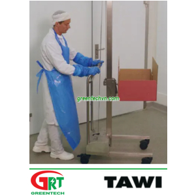 CR80   Battery-powered lifting device   Thiết bị nâng chạy bằng pin   Tawi Việt Nam