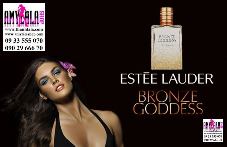 Nước hoa nữ Estee Lauder Bronze Goddess 100ml (Made in USA) 0933555070 - 0902966670 :