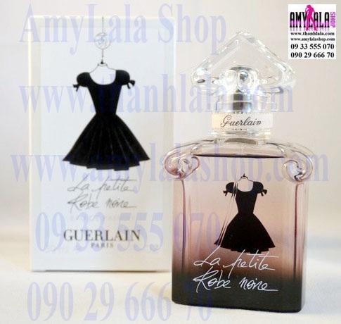 Nước hoa nữ Guerlain La Petite Robe Noire Eau de Parfum 100ml (Made in France) 0933555070 -