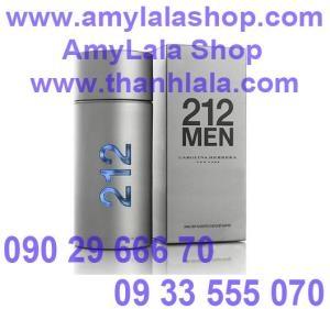 Nước hoa nam 212 MEN 15ml (Made in Spain) - 0933555070 - 0902966670 :