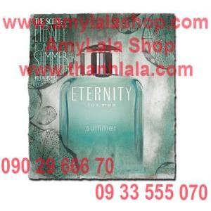 Nước hoa nam Calvin Klein ETERNITY SUMMER For Men 15ml (Made in USA) - 0933555070 - 0902966670 :