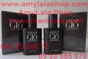 Nước hoa nam Giorgio Armani ACQUA DI GIO POUR HOME 15ml (Made in France) - 0933555070 - 0902966670 :