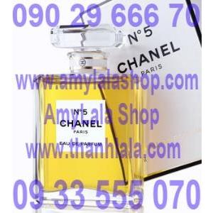 Nước hoa nữ CHANEL NO.5 Eau De Parfum 15ml (Made in France) - 0933555070 - 0902966670 :