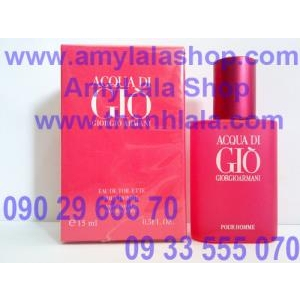 Nước hoa nữ Giorgio Armani ACQUA DI GIO POUR HOME 15ml (Made in France) - 0933555070 :