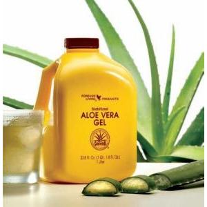 Nước uống Nha đam nguyên chất Aloe Vera Gel MS 015, bồi bổ tổng thể