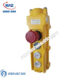 Nút bấm điều khiển cầu trục cầu trục - Model NP3-2A