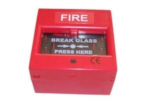 Nút nhấn khẩn vuông bể kính HORING AH-0217