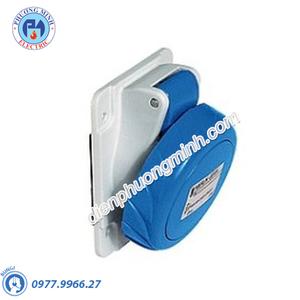 Ổ cắm âm dạng nghiêng 2P+E 230V 16A - Model PKF16F723