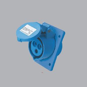 Ổ cắm âm nghiêng 3P 32A IP44 - MPN-423