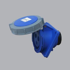 Ổ cắm âm nghiêng 3P 32A IP67 - MPN-4232