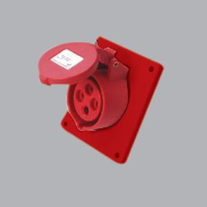 Ổ cắm âm nghiêng 4P 32A IP44 - MPN-424
