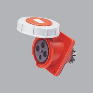 Ổ cắm âm nghiêng 4P 63A IP67 - MPN-4342