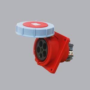 Ổ cắm âm nghiêng 5P 125A IP67 - MPN-4452