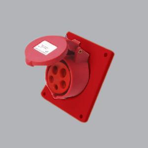 Ổ cắm âm nghiêng 5P 32A IP44 - MPN-425