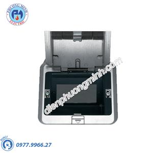 Ổ cắm âm sàn 3 thiết bị - đế âm - Model DUF1200LTK-1