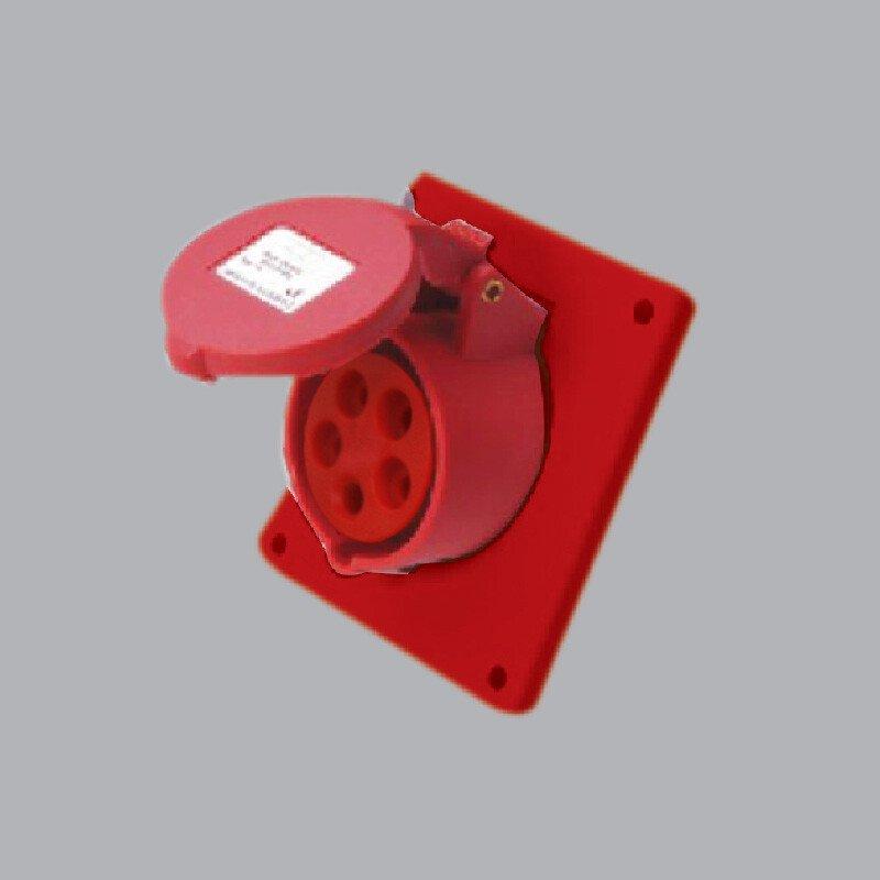 Ổ cắm âm nghiêng 5P 16A IP44 - MPN-415