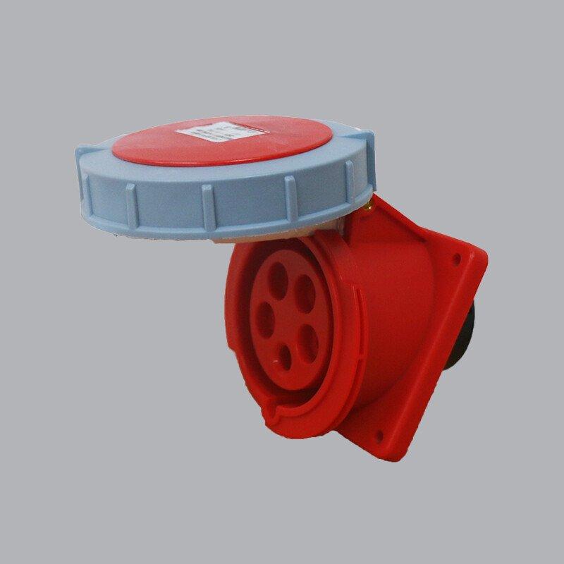 Ổ cắm âm nghiêng 5P 16A IP67 - MPN-4152