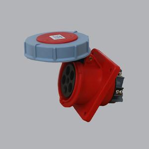 Ổ cắm âm nghiêng 5P 63A IP67 - MPN-4352