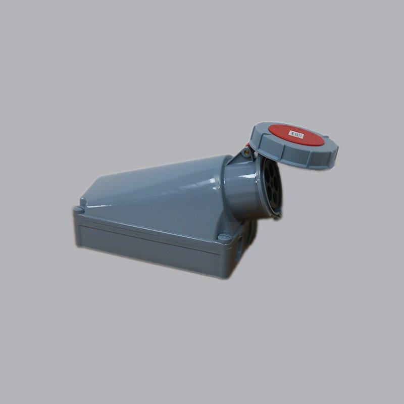 Ổ cắm cố định bắt nổi 5P, 125A, IP67 - MPN-1452