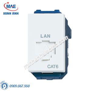 Ổ cắm Data CAT6 - Model WEG24886SW