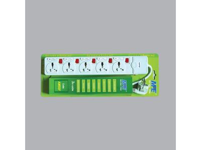 Ổ cắm di động có cầu chì & CB bảo vệ AM5SF