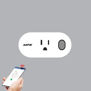 Ổ cắm điện 3 chấu thông minh MPE