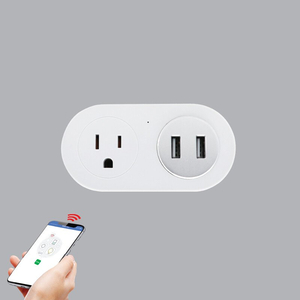 Ổ Cắm Điện Thông Minh 2 Cổng USB MPE