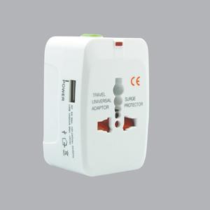 Ổ cắm du lịch tích hợp cổng USB TA3