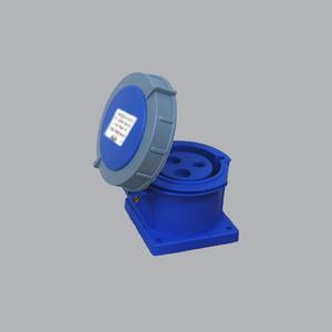 Ổ cắm loại cố định 3P, 32A, IP67 - MPN-3232