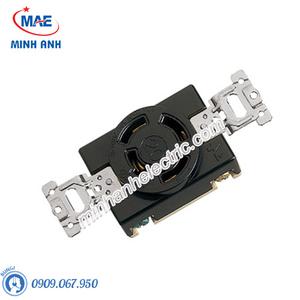 Ổ cắm Locking 15A - 2P+Ground - 125VAC - Model WF2315WK