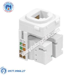 Ổ cắm mạng LAN 8 dây - Model ASRJ88