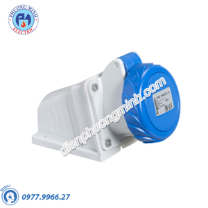 Ổ cắm nổi 2P+E 230V 32A - Model PKF32W723