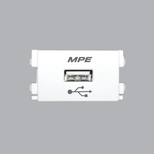 Ổ cắm sạc USB DC 5V- 2.1A - A6USB
