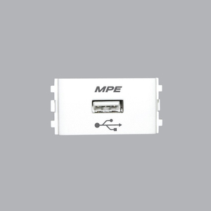 Ổ cắm sạc USB DC 5V – 1000mA AUSB
