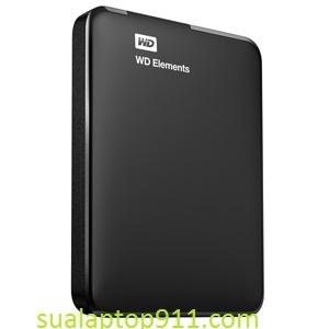 Ổ cứng gắn ngoài 500GB Western Element 2,5'' USB 3.0