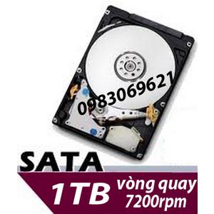 ổ cứng laptop 1tb vòng quay 7200rpm