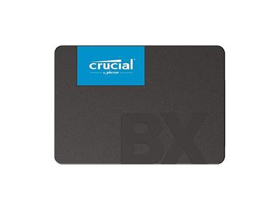 Ổ cứng laptop SSD Crucial BX500 3D NAND SATA III 2.5 inch 120GB CT120BX500SSD1