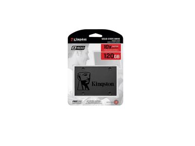 Ổ cứng laptop SSD Kingston A400 SATA 3 120GB SA400S37/120G