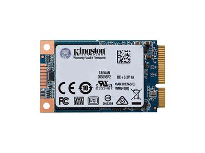 Ổ cứng laptop SSD Kingston UV500 3D-NAND mSATA SATA III 120GB SUV500MS/120G